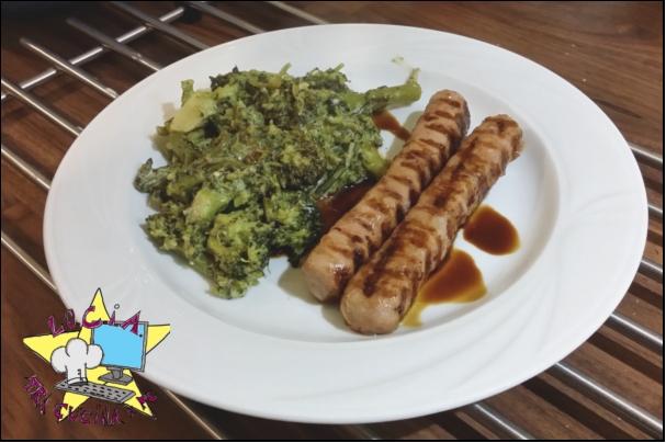 broccoli saltati in padella – ricetta facile e veloce