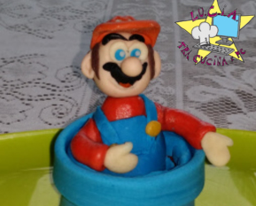 Torta Super Mario Bross – Torta a tema