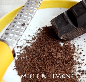 cioccolato grattugiato