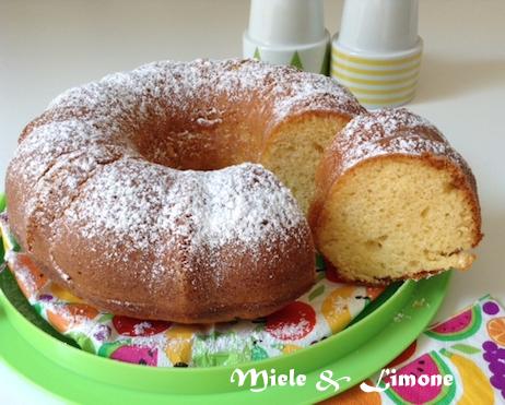 Torta 7 vasetti  (o torta allo yogurt)