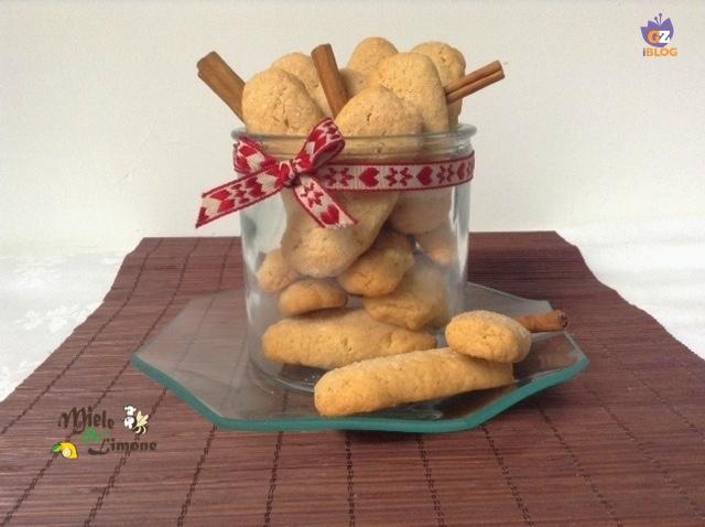Biscotti croccanti alla cannella – ricetta senza burro