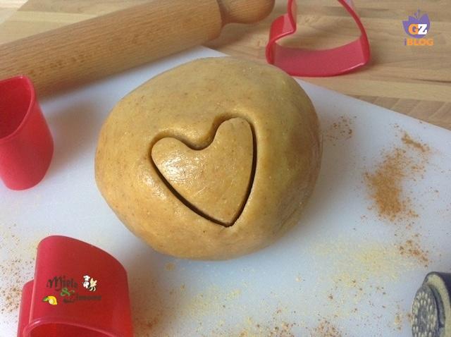 Pasta Frolla allo zenzero e cannella – ricetta base