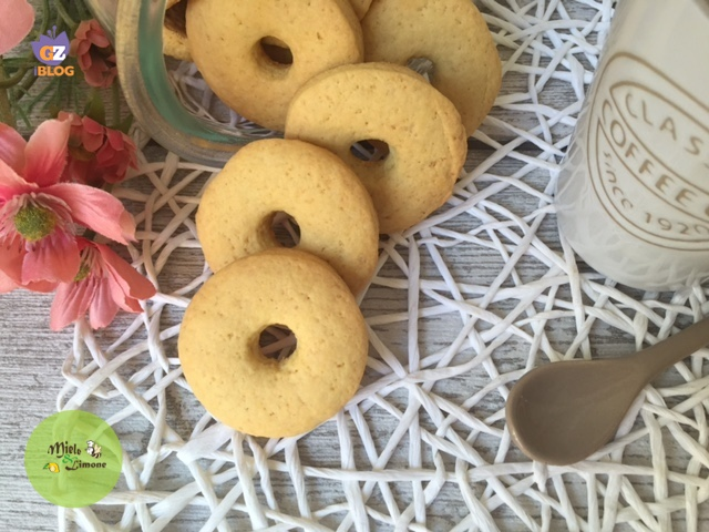 Macine fatte in casa – ricetta biscotti