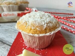 muffin al raffaello0