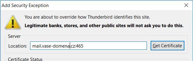 thunderbird-ssl