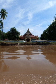 Vat am Mekongufer