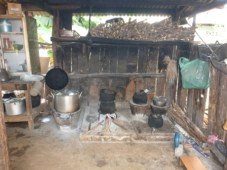 Die Küche der Teefarmer