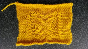 Campfire cardigan cable
