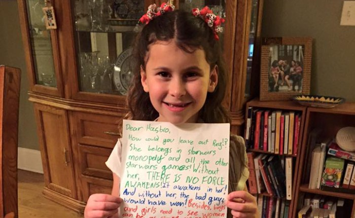 Girl Scout Who Petitioned Hasbro Speaks Out