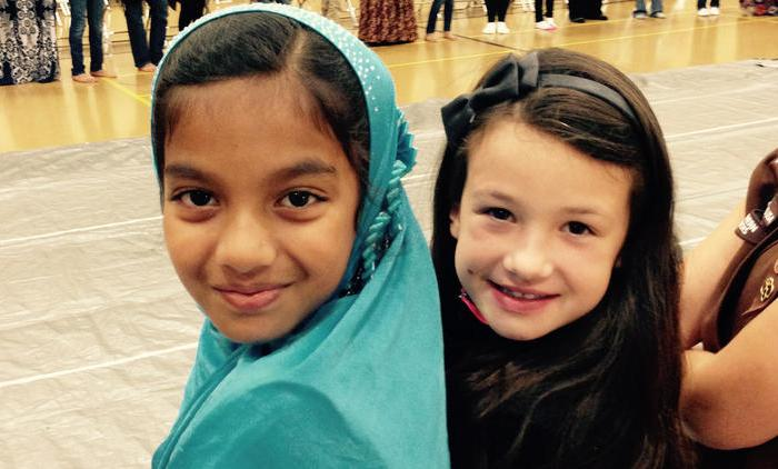 Muslim, Christian Girl Scouts Come Together to Foster Friendship, Understanding