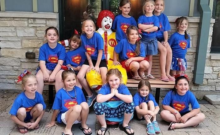 Kankakee Girl Scout Troop Embodies the True Meaning of Sisterhood