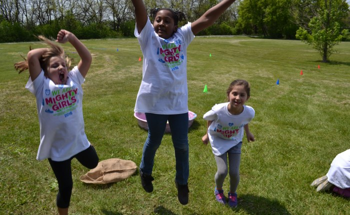 Join Girl Scouts at the Mighty Girls Expo
