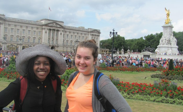 Explore London with Girl Scouts