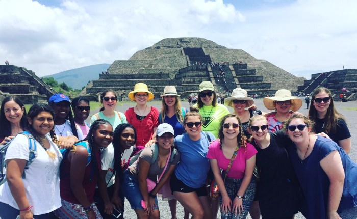 Girl Scouts Visit Our Cabaña in Mexico