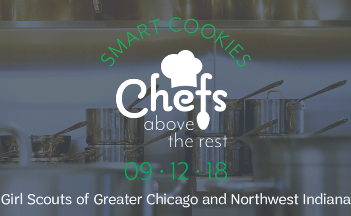 6 Reasons to Attend Smart Cookies: Chefs Above the Rest