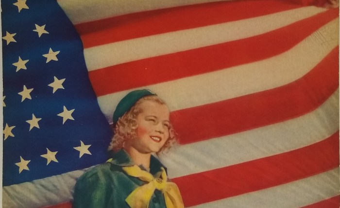 The History of Girl Scout Calendars