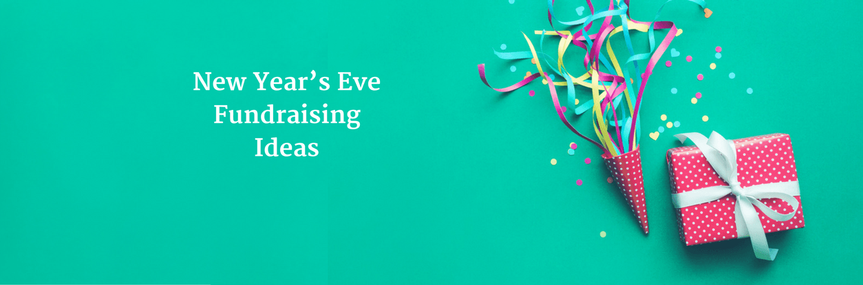 New Year's eve fundraising ideas