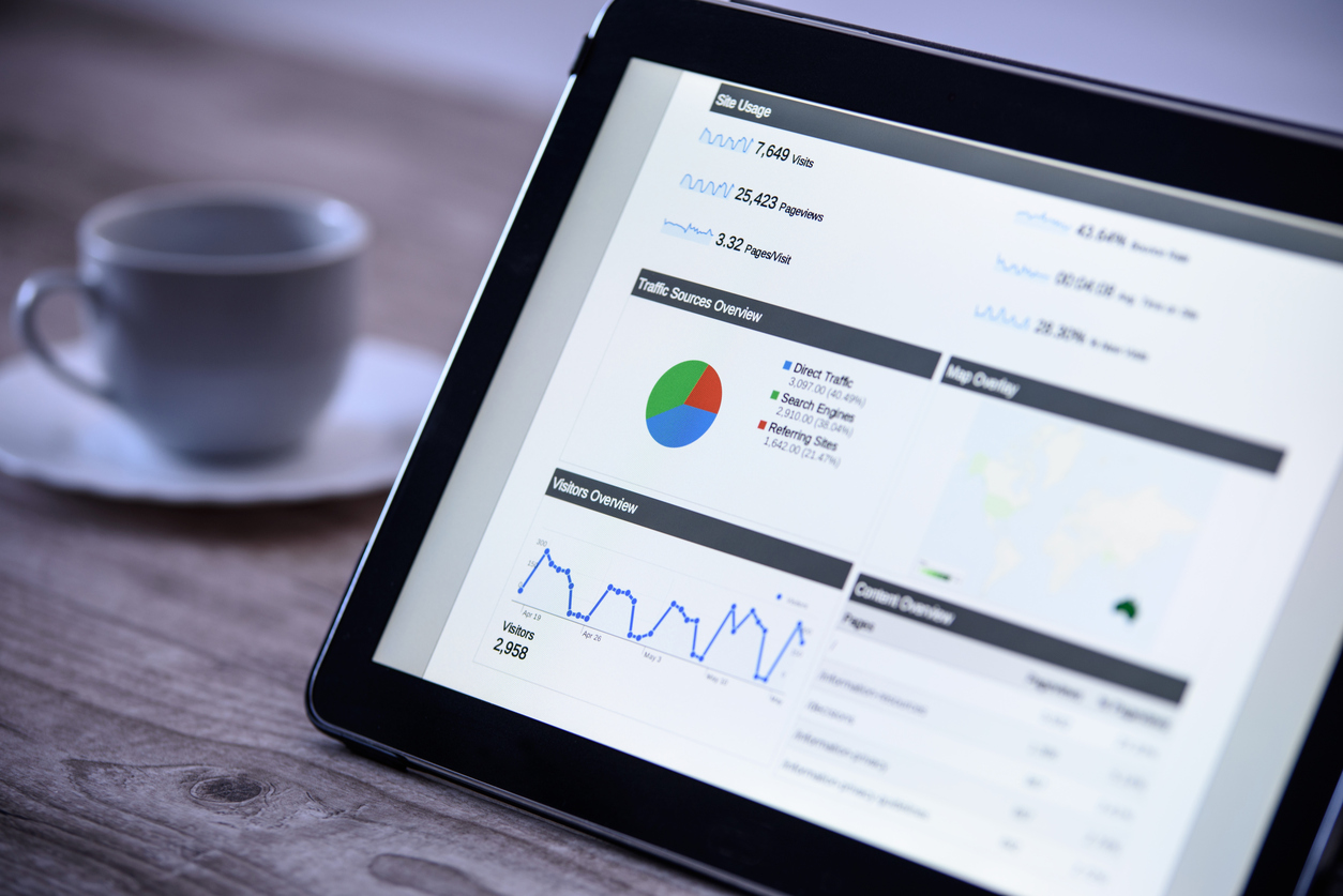 How to use Google Analytics for donor acquisition.