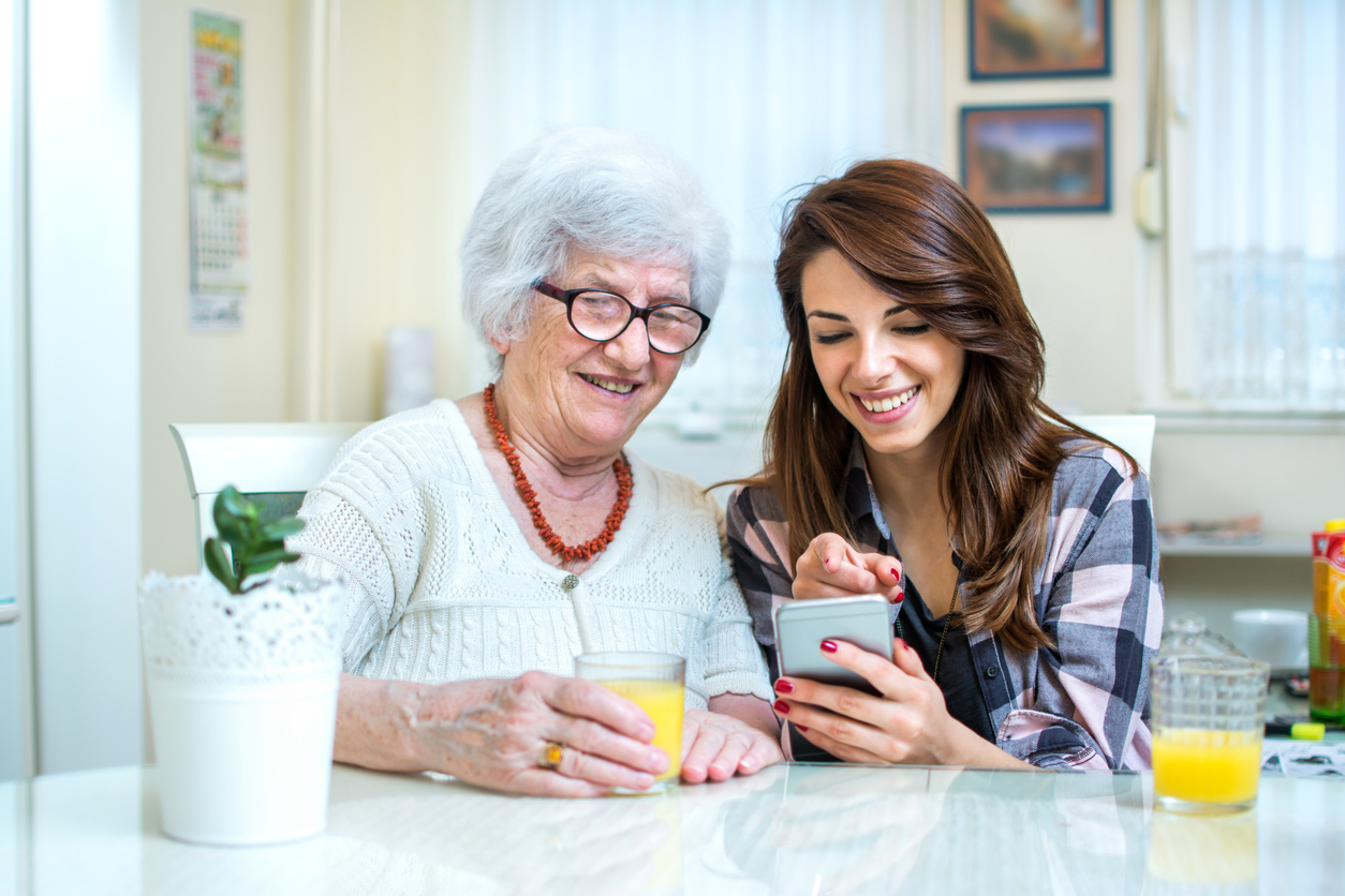 Why mobile giving is great for seniors?