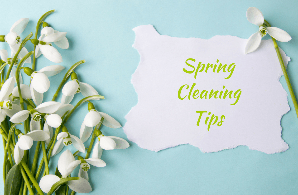 How to incorporate spring cleaning into your nonprofit calender
