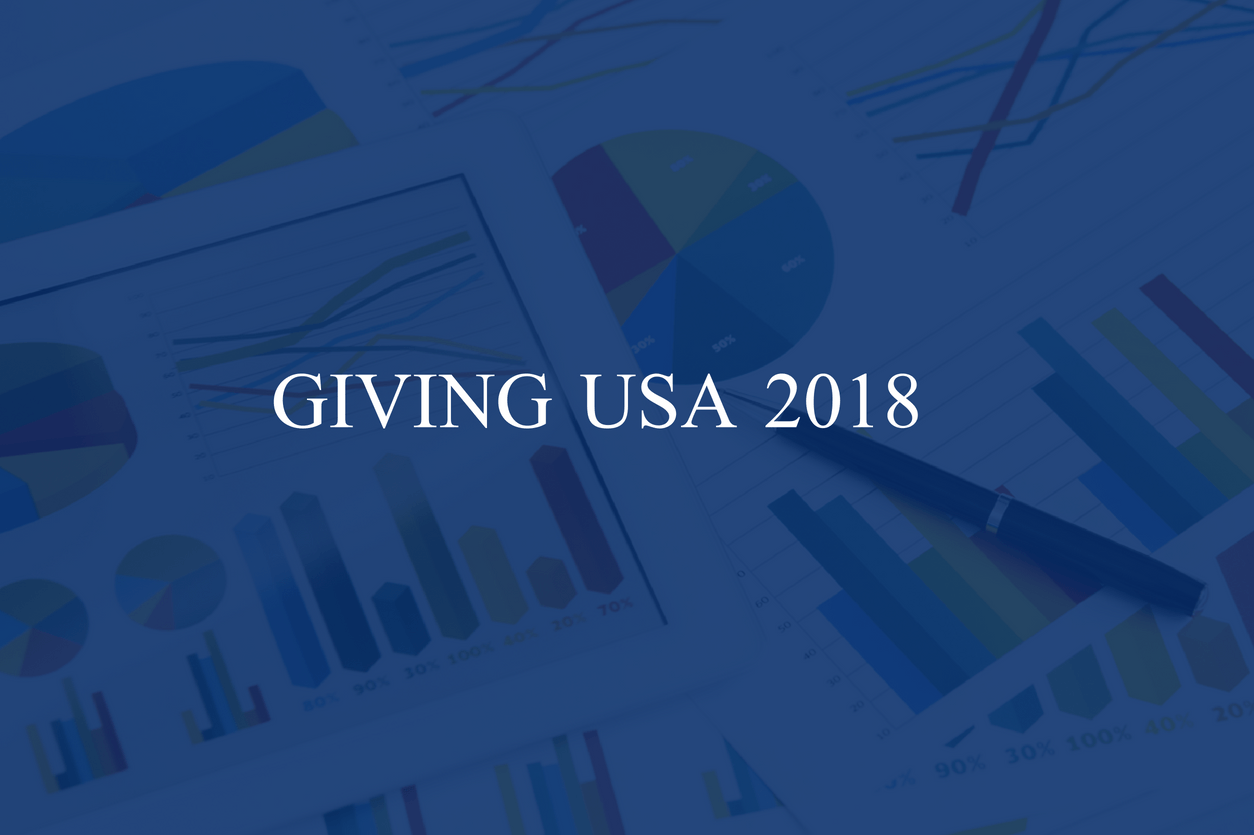 What nonprofits can learn from Giving USA 2018