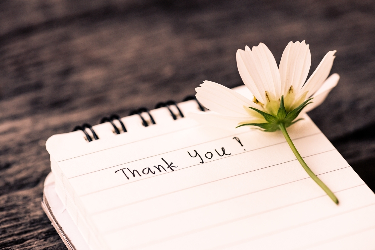 5 Creative ideas to thank your nonprofit donors