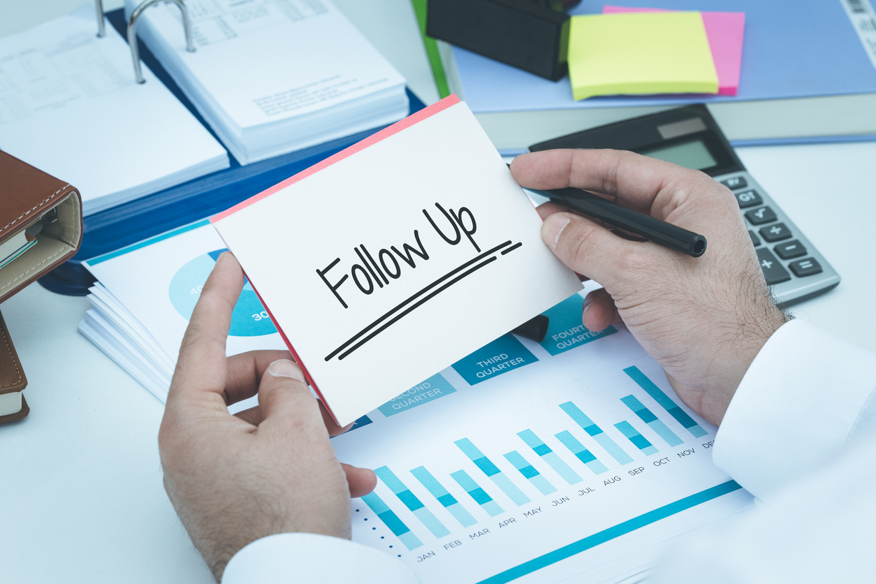 Giving day follow up: Get your plan right