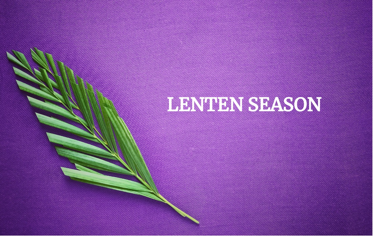 Reconnecting with the community during the season of Lent