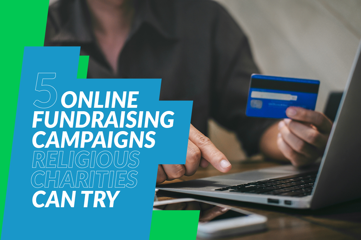 [Guest Post] 5 Online Fundraising Campaigns Religious Charities Can Try