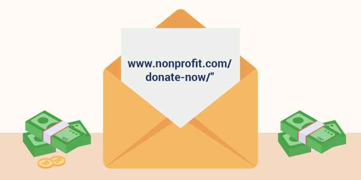 Effective fundraising appeals make giving as easy as possible.