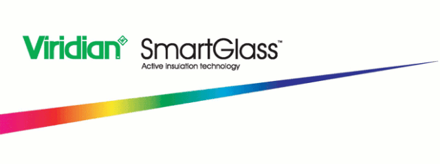 If you're looking for energy efficiency, look no further than Viridian SmartGlass.