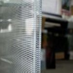 Brisbane towers micro-blinds.