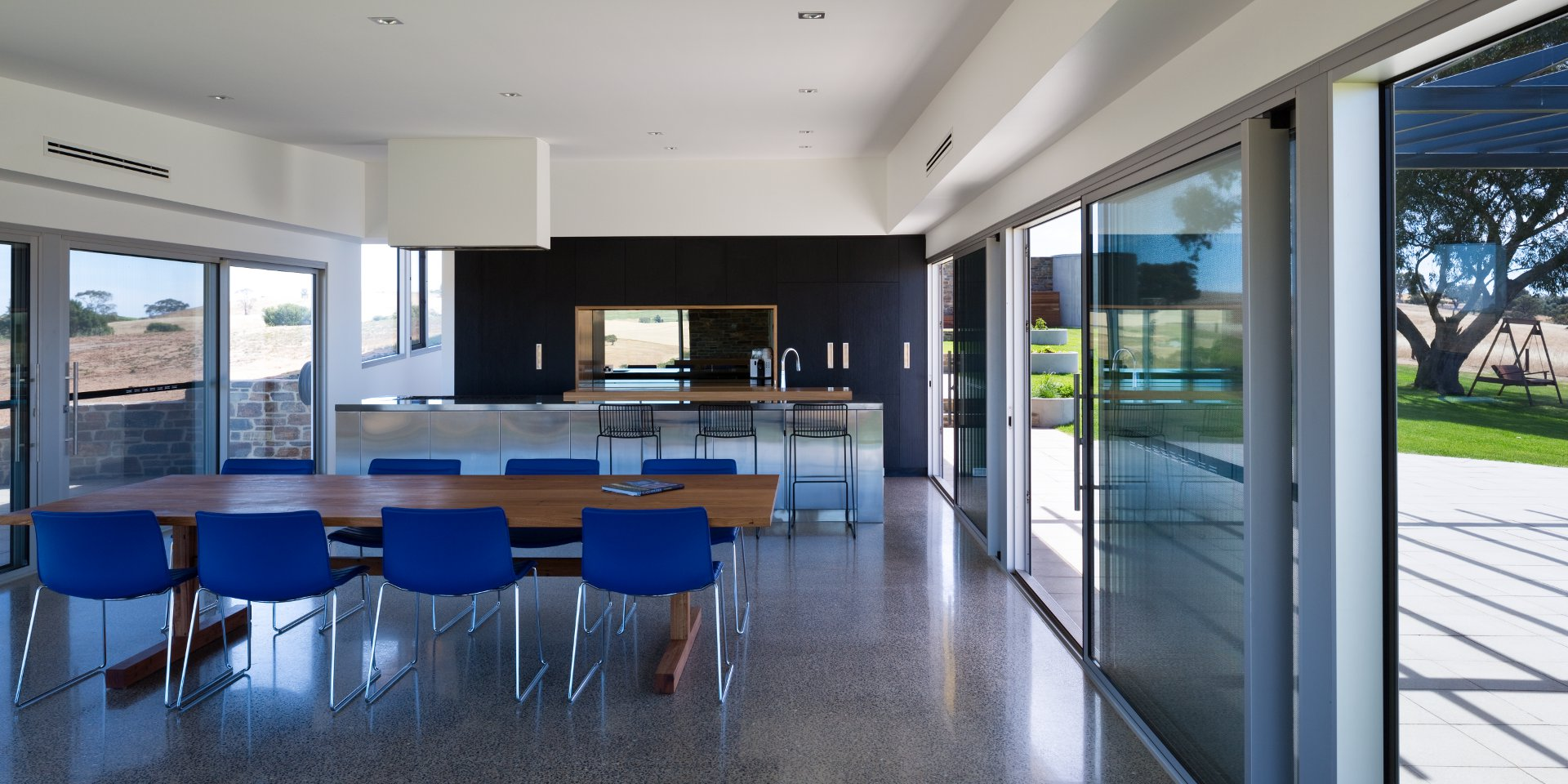 The Glass House Barossa Valley Built On Experience