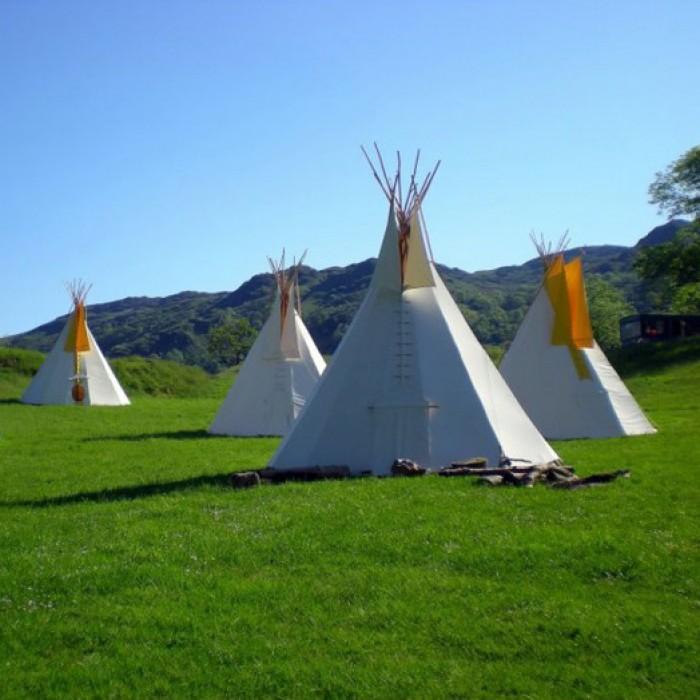 The Venue Report names the top 25 Tents & Tipis