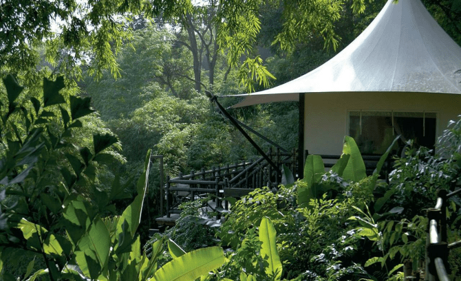 Four Seasons Glamping