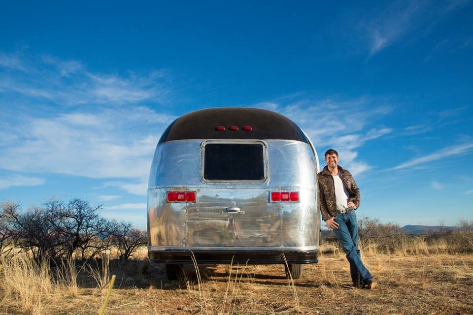 Glamping Man-cation: Guys Do it Differently