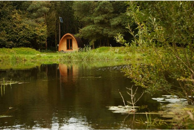 Nottingham Post Names 5 Glamping Sites to Visit This Summer