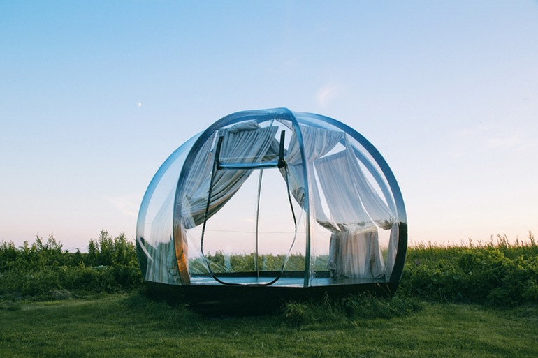 Oasis Glamping Domes