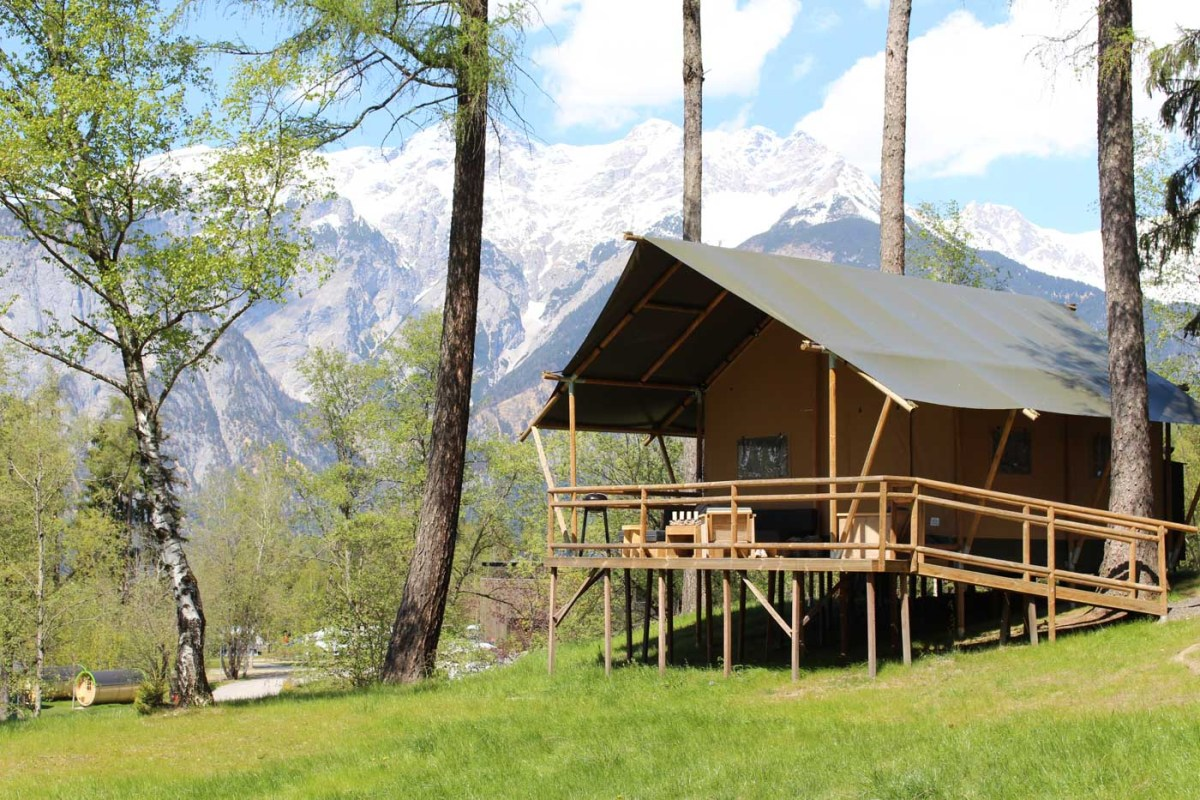 The Nature Resort: A glamping weekend in Austria
