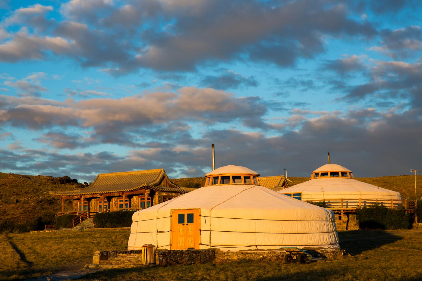 Three Camel Lodge in Mongolia image by Gan Ulzii