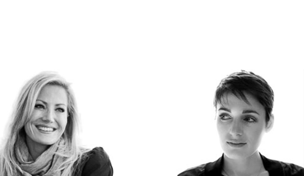 Verena Schneider und Clara Cremer