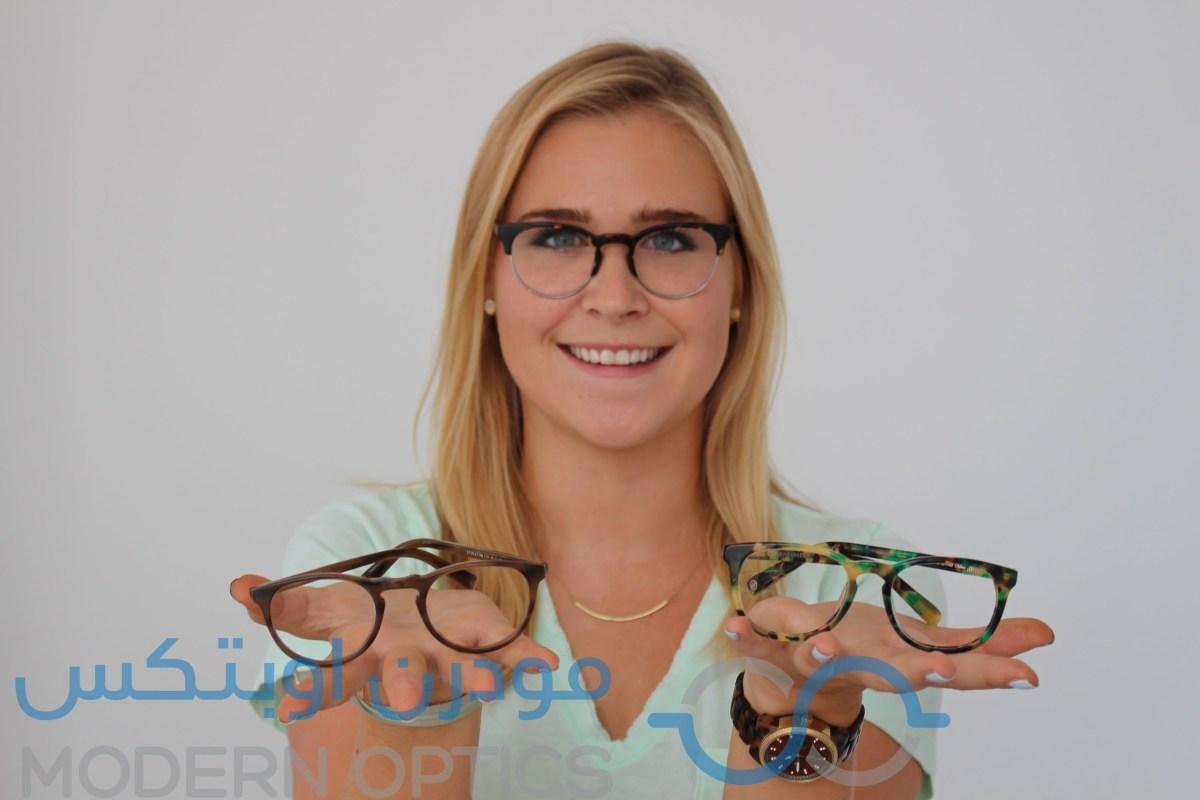87f580bdb نظارات نظر الأكثر صيحة.. تعرفي علي أشهر الموديلات لهذا العام