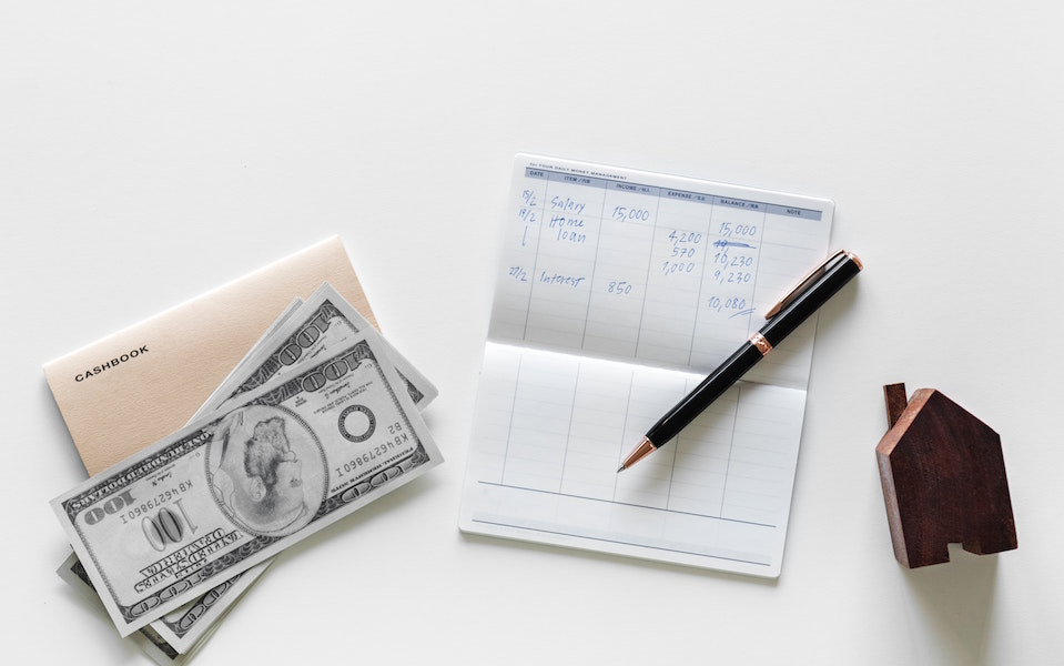 Refinancing your mortgage with a check