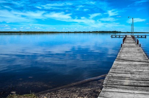 Photo: La Salada Shallow Lake, Argentina. Credit: Vanesa Perillo.