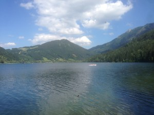 A visit to Lake Lunz, Austria.
