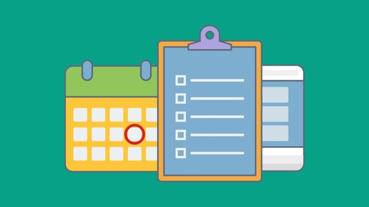 onboarding checklist e template
