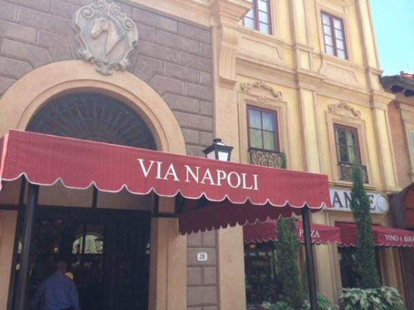 Via Napoli Epcot