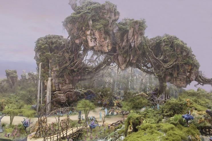 Disney's Animal Kingdom brings to life Pandora