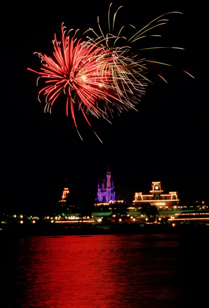 Ferrytale Wishes: A Fireworks Dessert Cruise