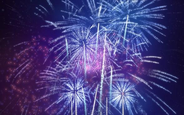 Fireworks New Years Orlando